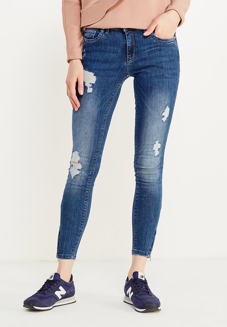 Зауженные джинсы Only (Онли) 15145071