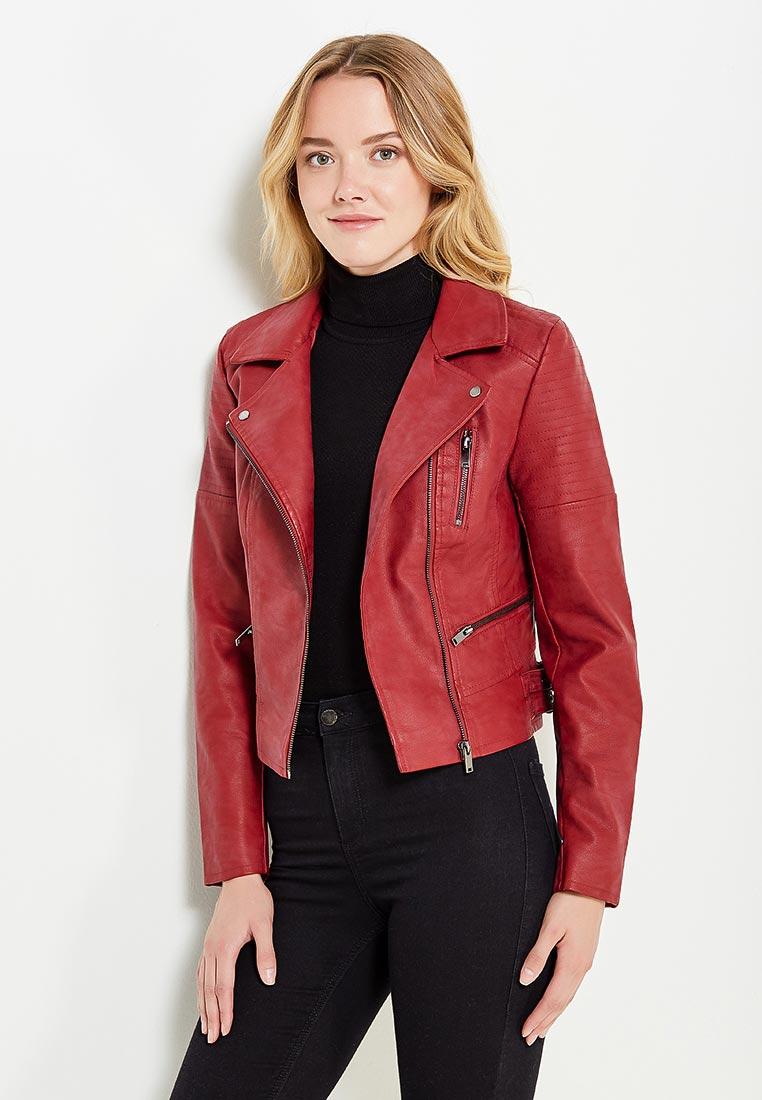 Кожаная куртка Only (Онли) 15148144