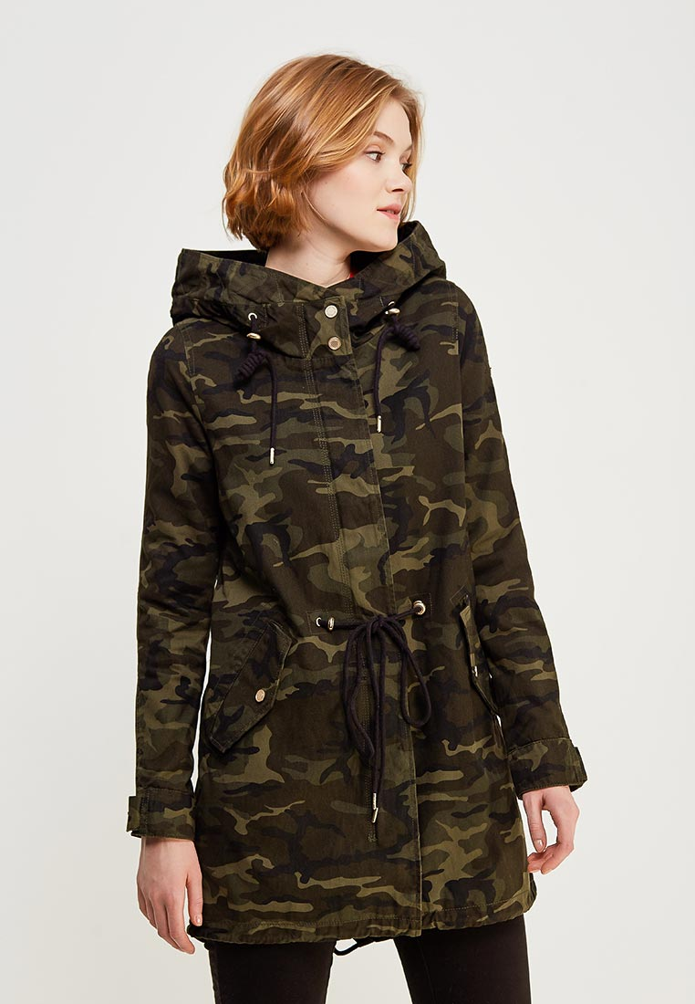Утепленная куртка Only (Онли) 15144763