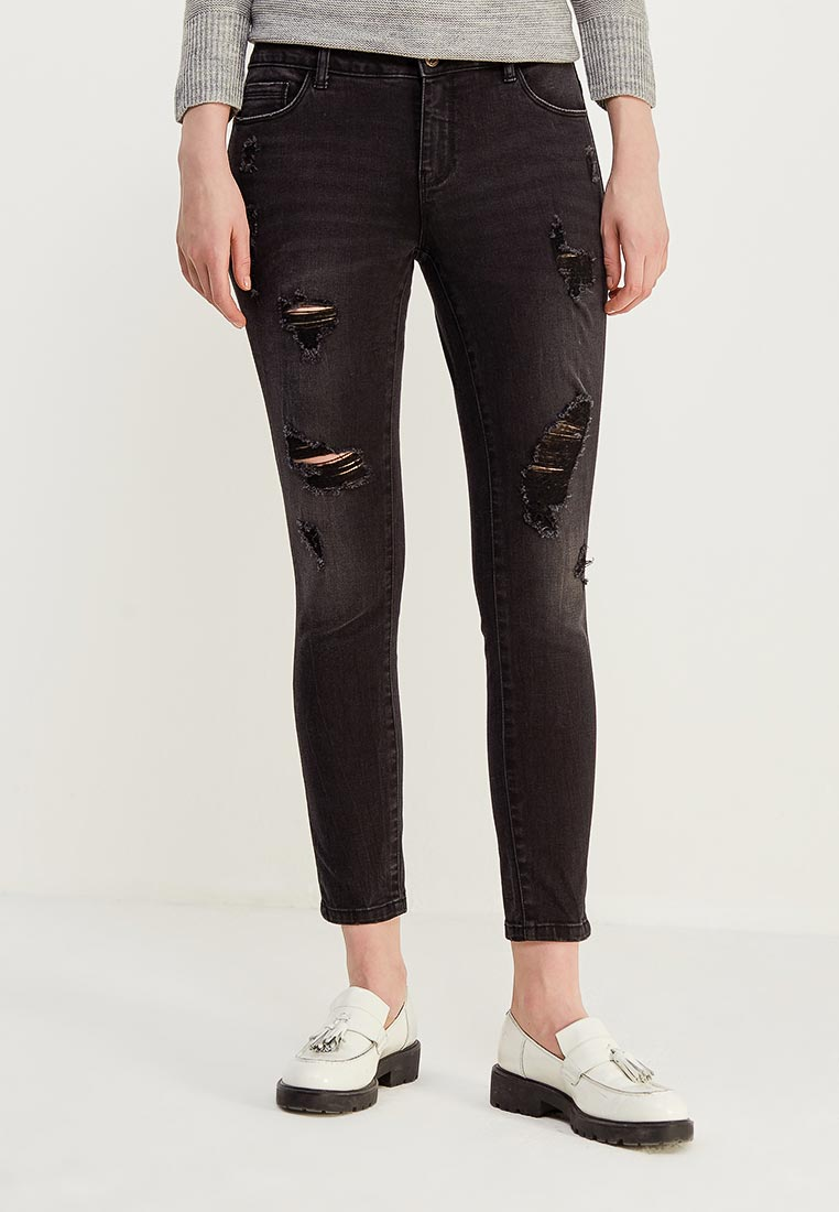 Зауженные джинсы Only (Онли) 15148793