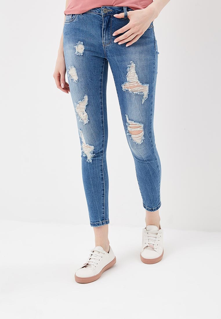 Зауженные джинсы Only (Онли) 15148808