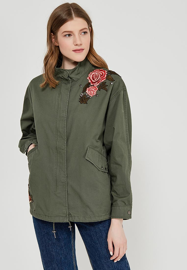 Утепленная куртка Only (Онли) 15149690