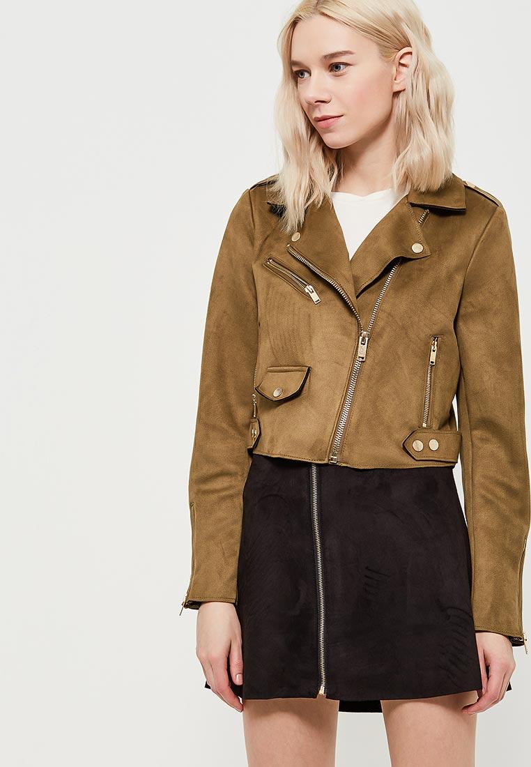 Кожаная куртка Only (Онли) 15148556
