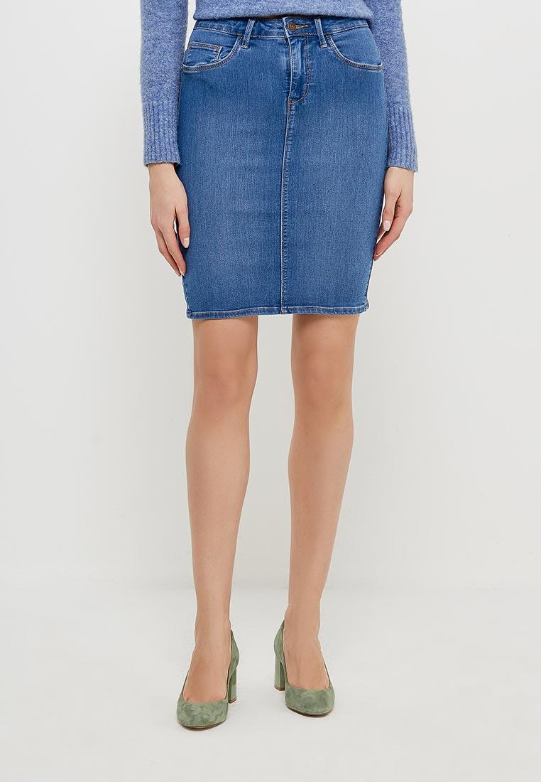 Узкая юбка Only (Онли) 15150628