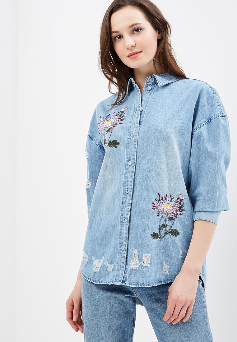 Женские рубашки с длинным рукавом Only (Онли) 15151463