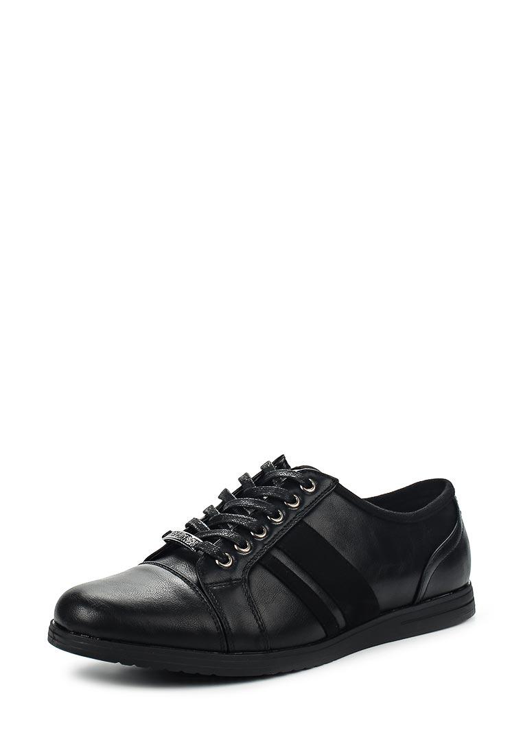 Мужские ботинки oodji (Оджи) 9LBLU002M/19834/2900N