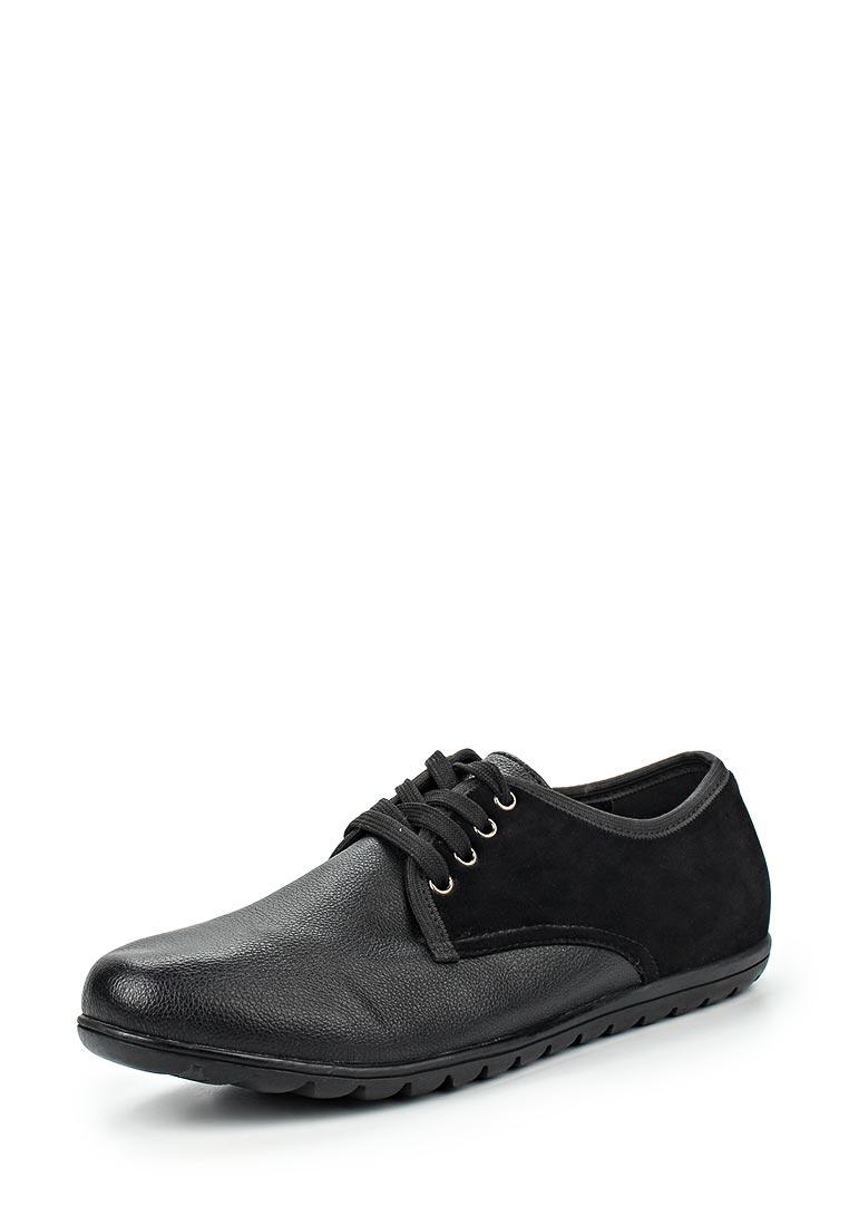 Мужские ботинки oodji (Оджи) 9LBLN001M/19845/2900N