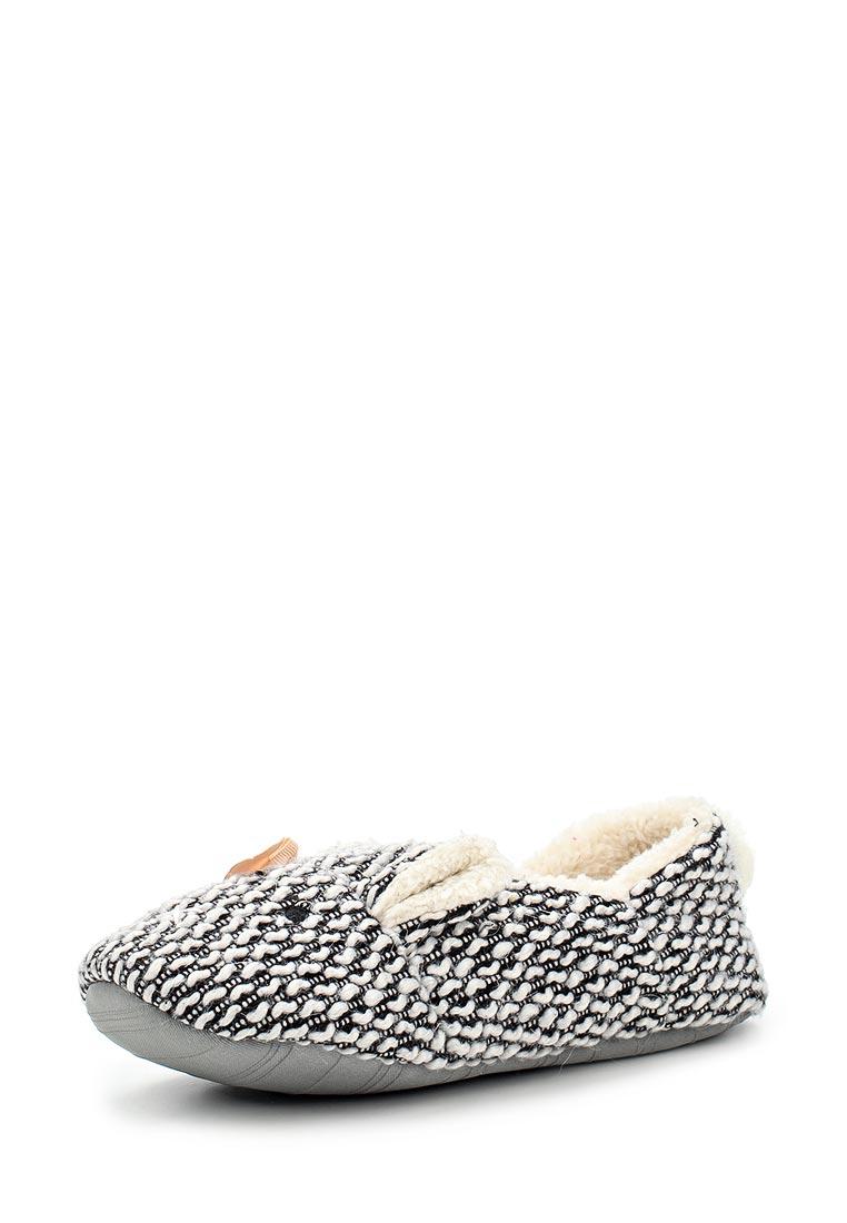 Женская домашняя обувь oodji (Оджи) 57109040/46080/1223M
