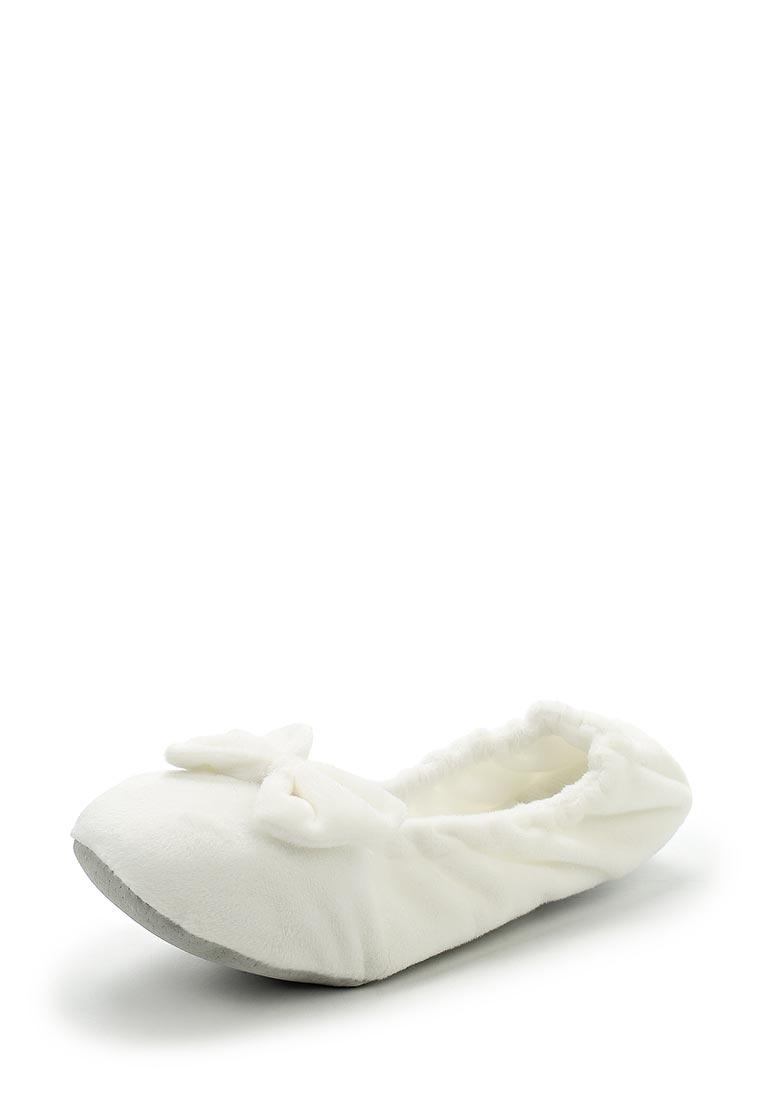 Женская домашняя обувь oodji (Оджи) 57109016-1/43528/1200N