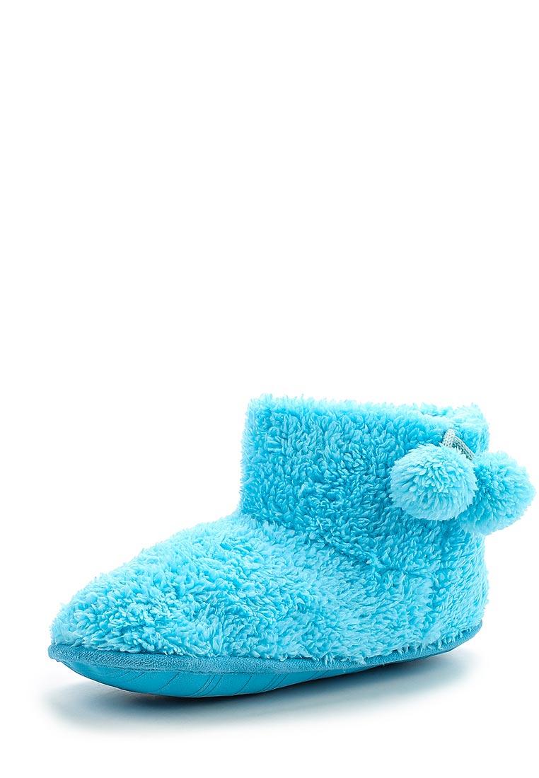 Женская домашняя обувь oodji (Оджи) 57109037/17427/7000N