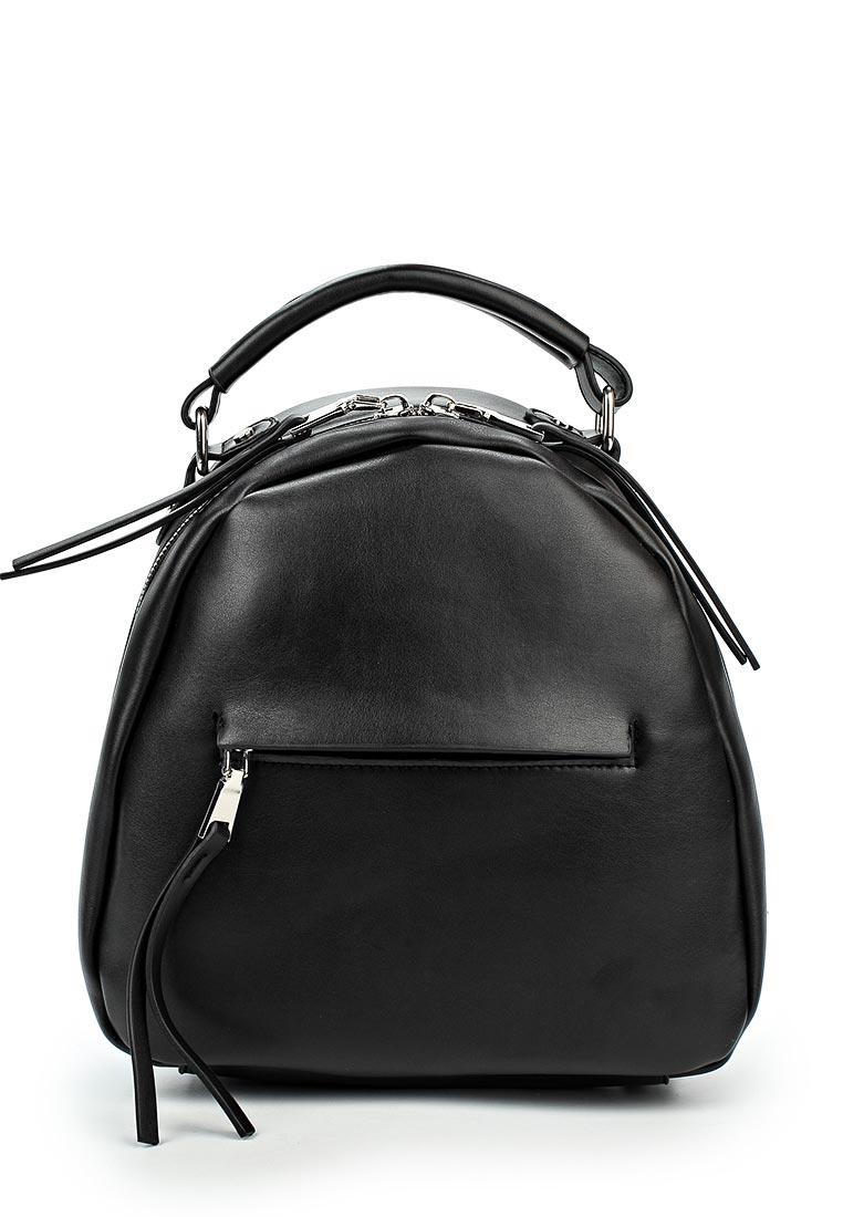Городской рюкзак oodji (Оджи) 45002013/31603/2900N
