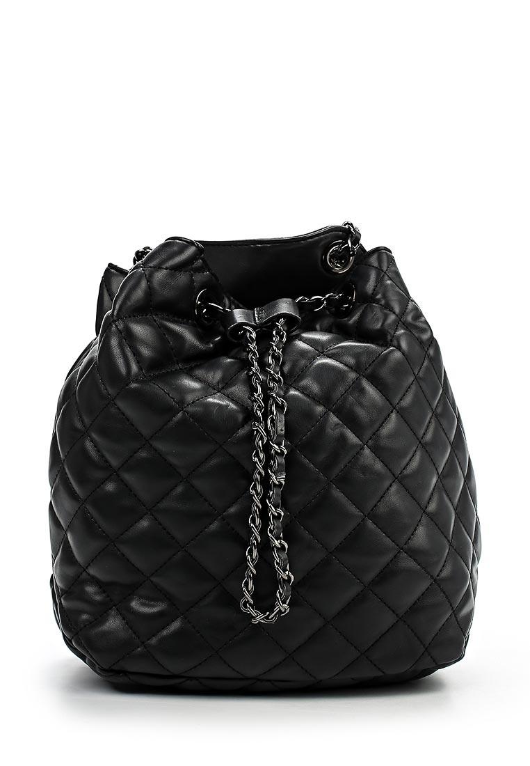 Городской рюкзак oodji (Оджи) 45002014/18466/2900N