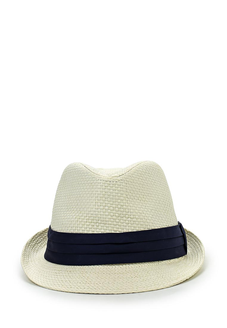 Шляпа oodji (Оджи) 8L044033M/8297/1000N