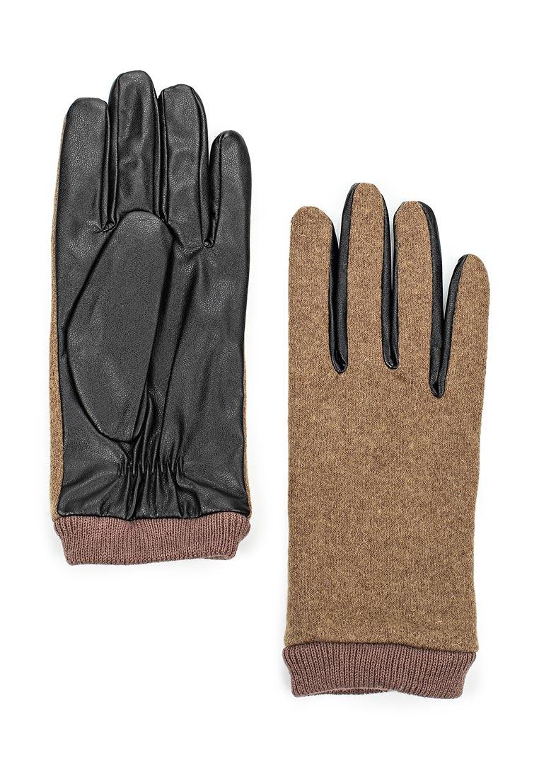 Женские перчатки oodji (Оджи) 47301016/35436/3529B