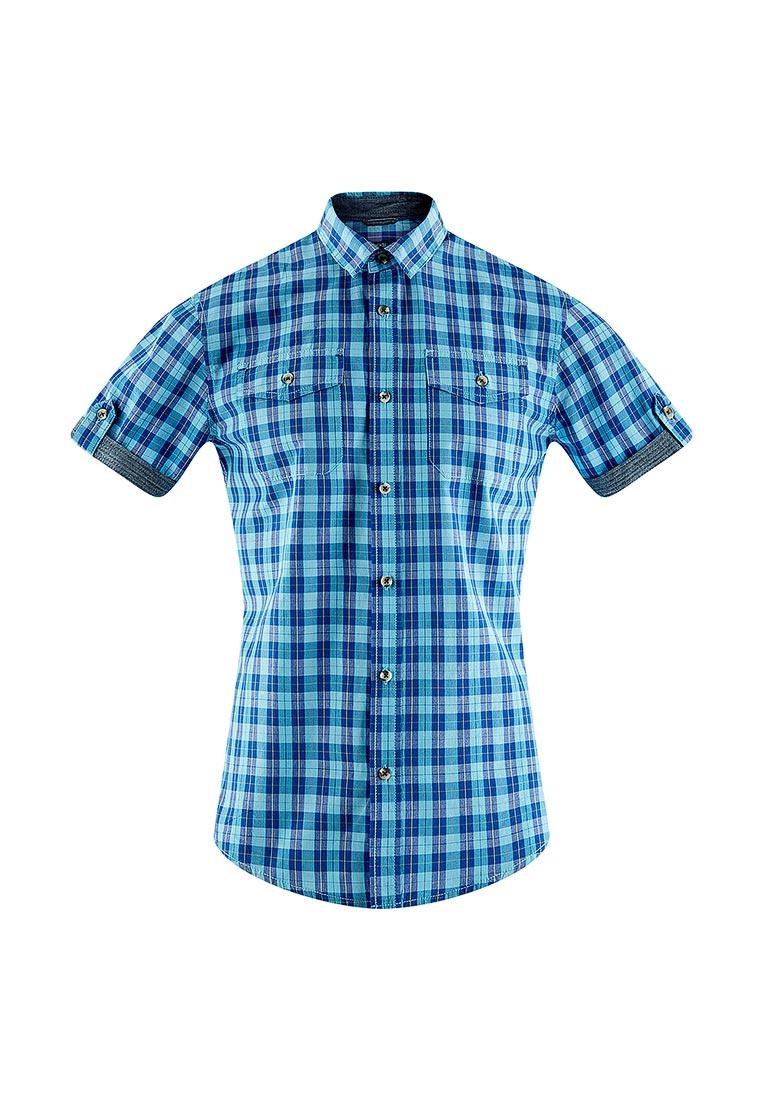 Рубашка с коротким рукавом oodji 3L410080M/34319N/7573C