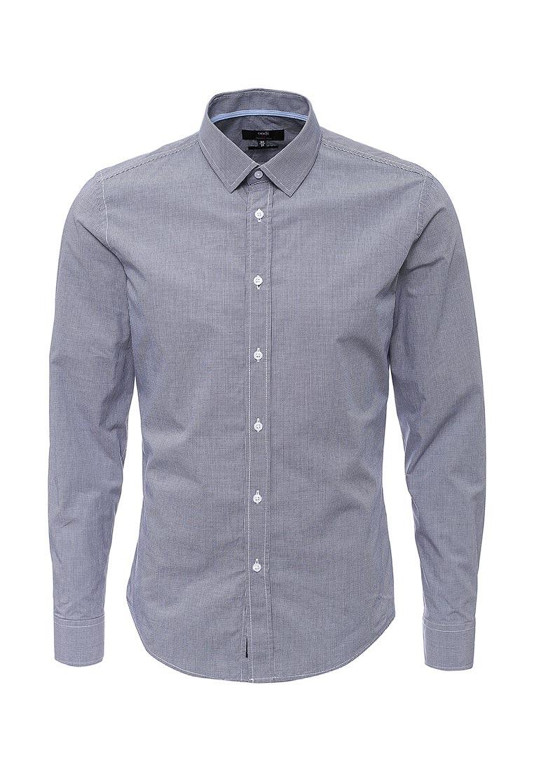 Рубашка с длинным рукавом oodji (Оджи) 3L110168M/44193N/7910C