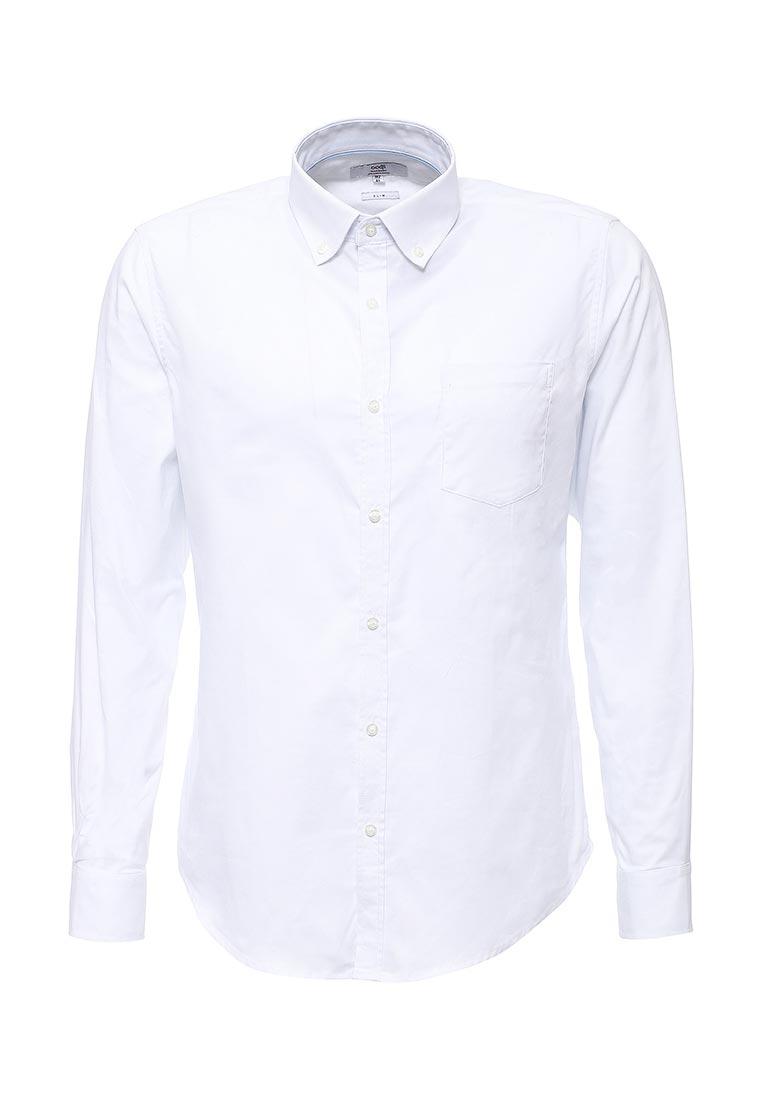 Рубашка с длинным рукавом oodji (Оджи) 3B110007M/34714N/1000N
