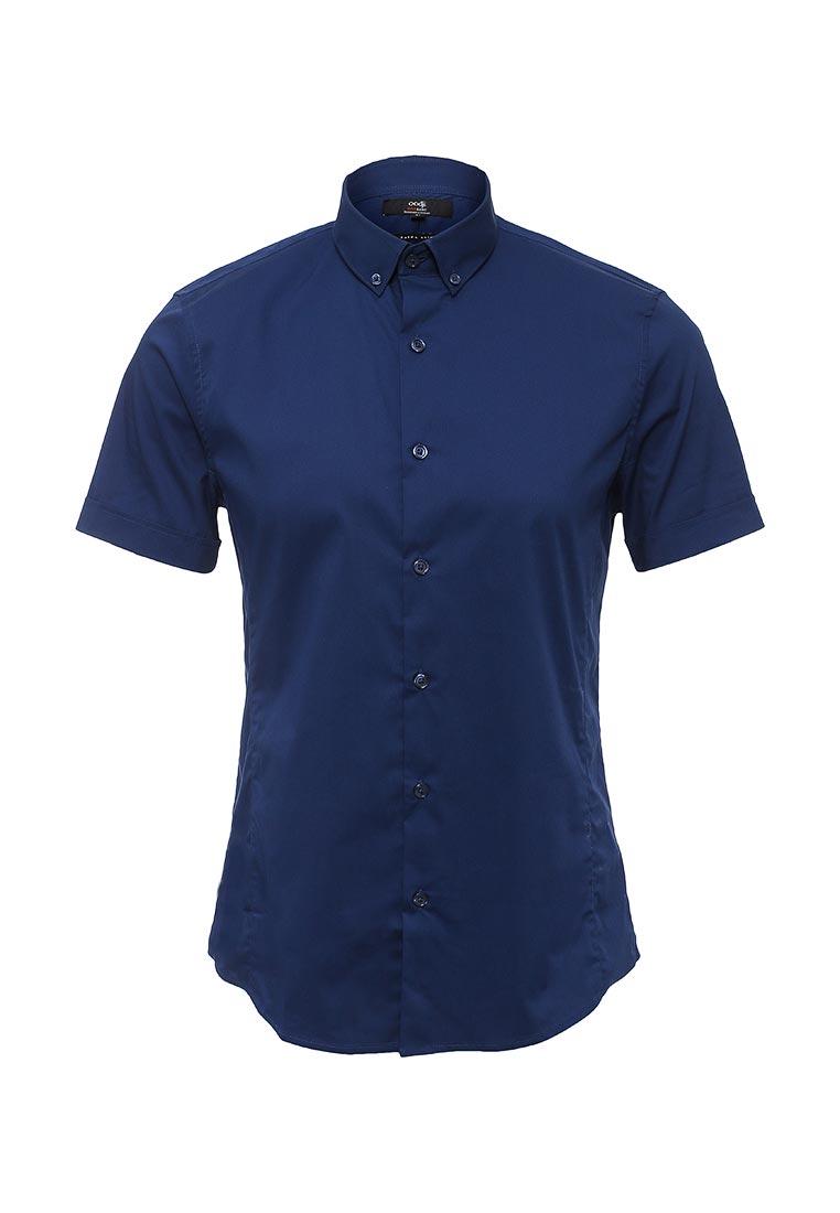Рубашка с коротким рукавом oodji (Оджи) 3B240000M/34146N/7900N