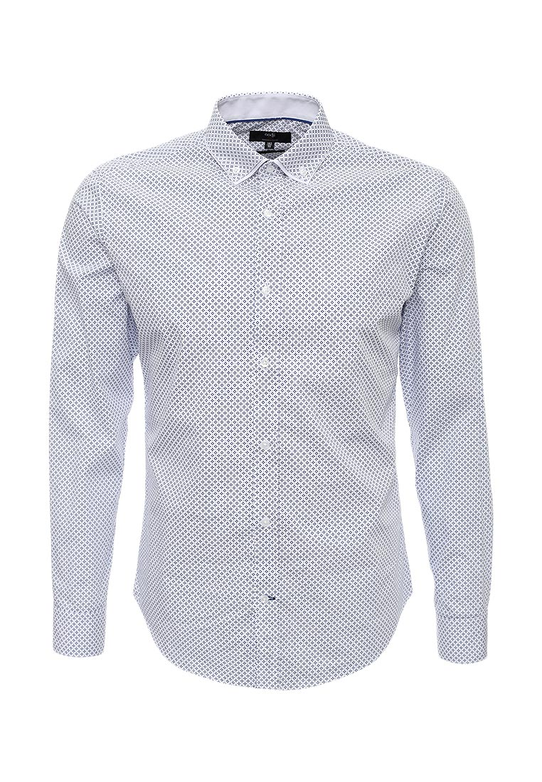 Рубашка с длинным рукавом oodji (Оджи) 3L110180M/34156N/1075G