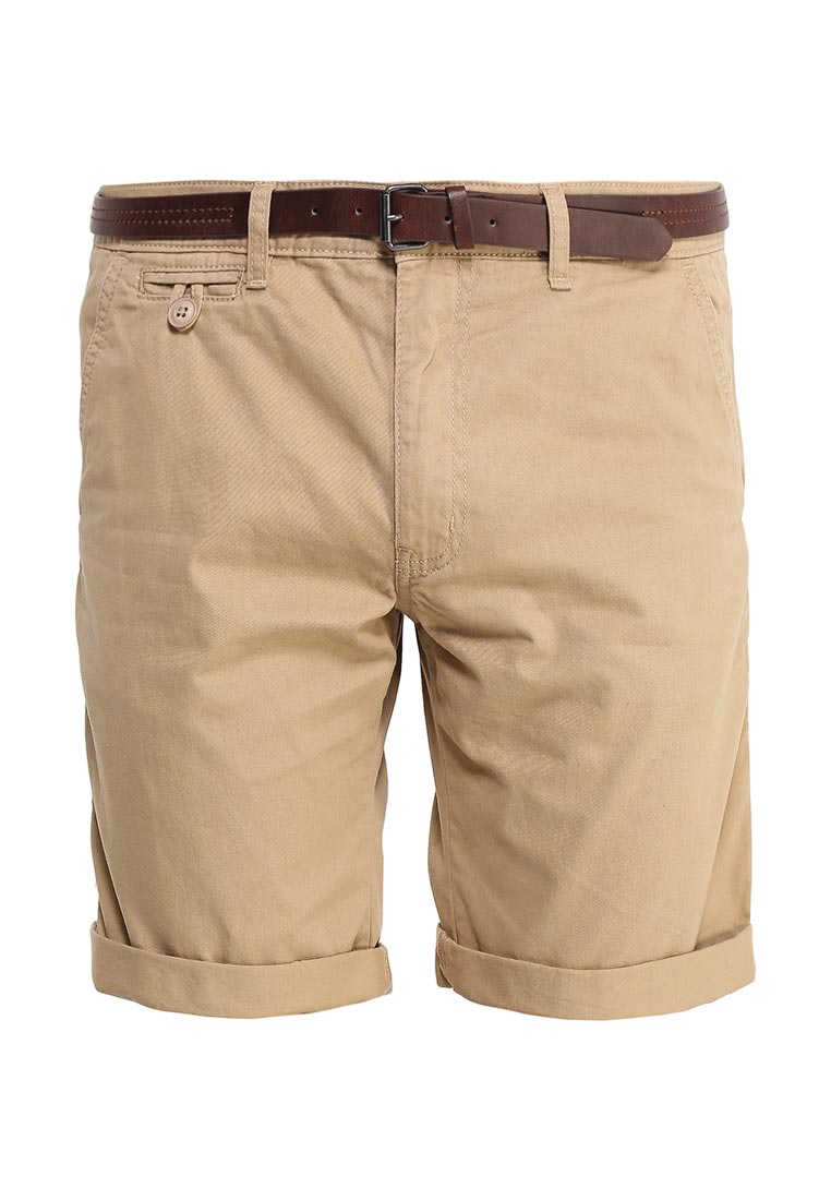 Мужские повседневные шорты oodji (Оджи) 2B710003M/25735N/3300W