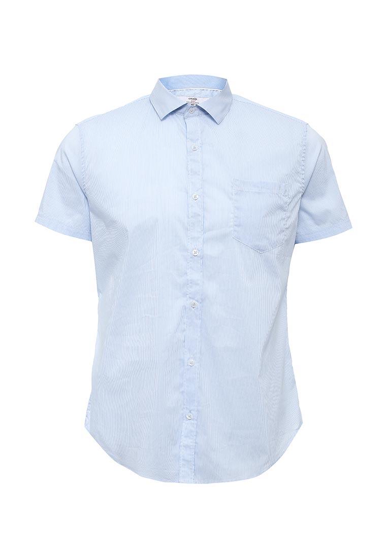 Рубашка с коротким рукавом oodji (Оджи) 3L210025M/44173N/1070S