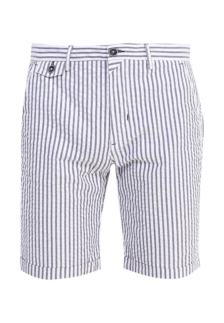 Мужские повседневные шорты oodji (Оджи) 2L700020Q/39600N/1075S