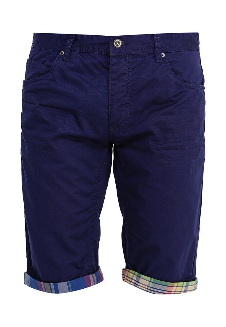 Мужские повседневные шорты oodji (Оджи) 2L710014M/39542N/7575B