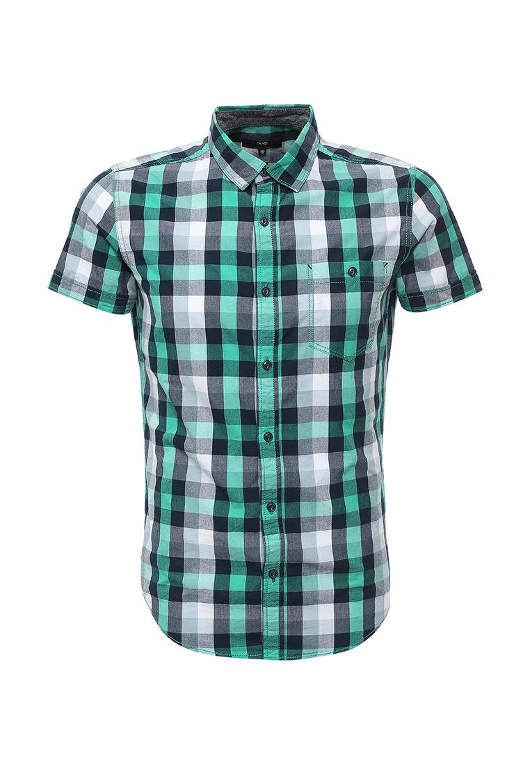 Рубашка с коротким рукавом oodji (Оджи) 3L410056M/34607N/7962C