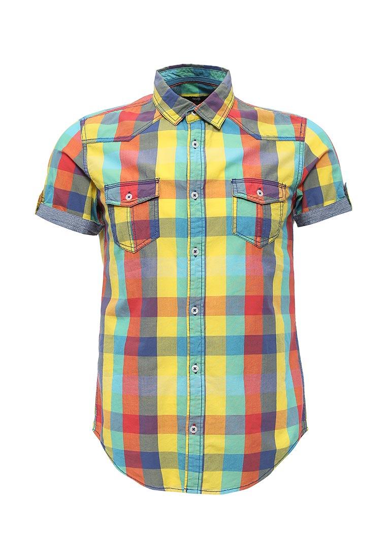 Рубашка с коротким рукавом oodji 3L410066M/39680N/1900C
