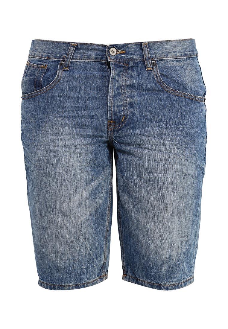 Мужские джинсовые шорты oodji (Оджи) 6B220002M/39665N/7000W