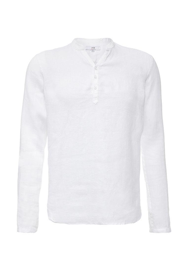 Рубашка с длинным рукавом oodji (Оджи) 3B320002M/21155N/1000N