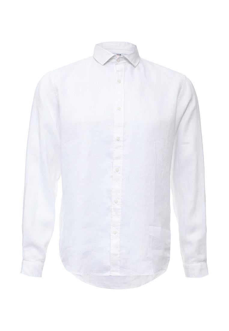 Рубашка с длинным рукавом oodji (Оджи) 3B110010M/44224N/1000N