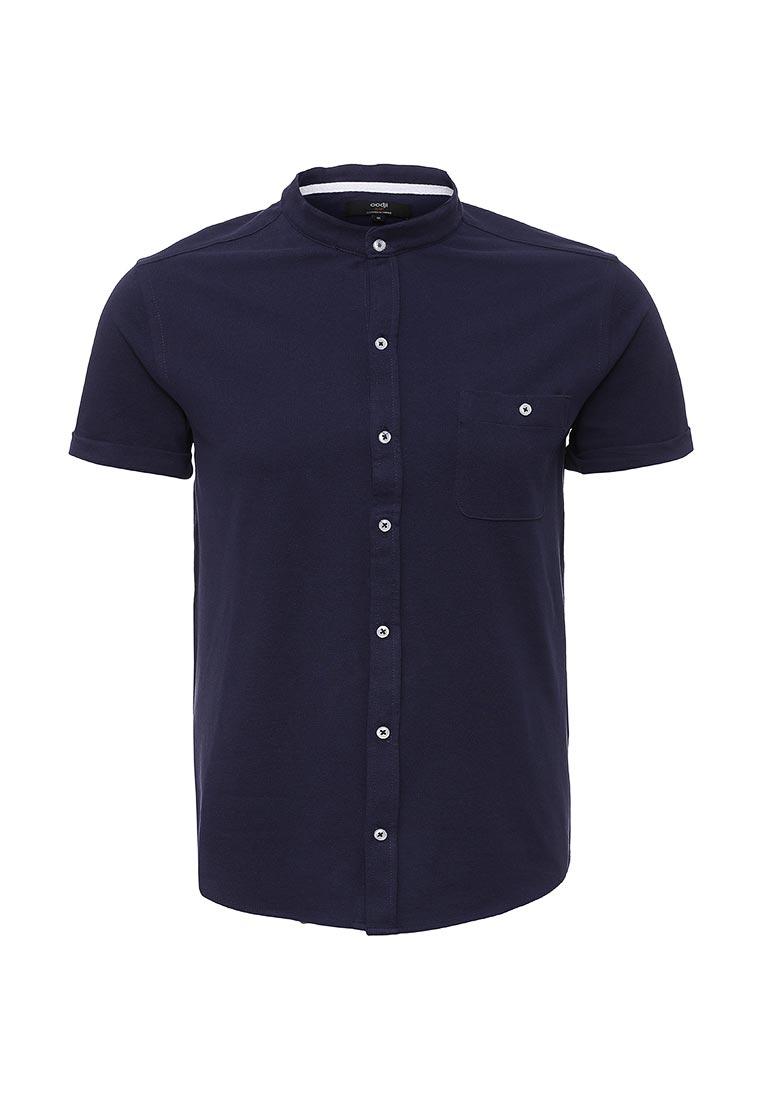 Рубашка с коротким рукавом oodji (Оджи) 5L412220M/44130N/7900N: изображение 1