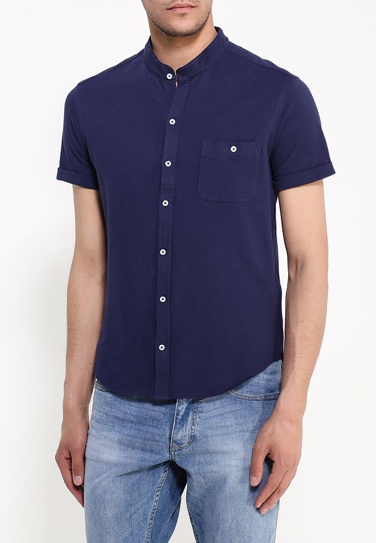 Рубашка с коротким рукавом oodji (Оджи) 5L412220M/44130N/7900N: изображение 3