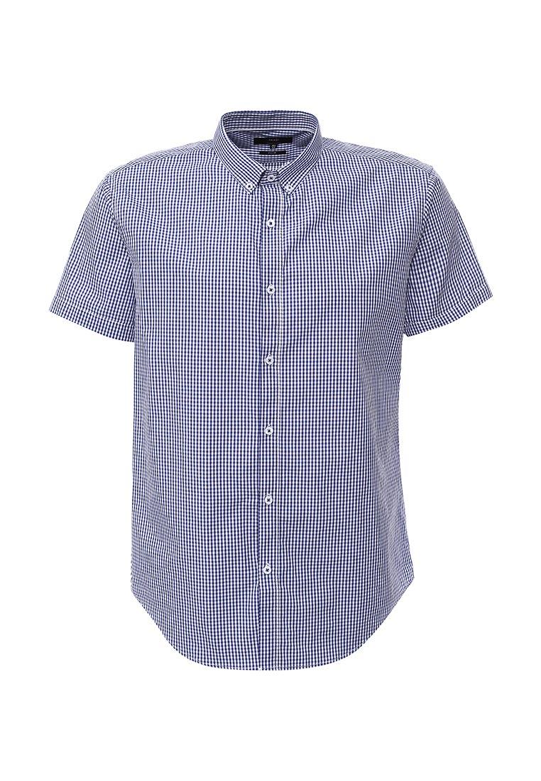 Рубашка с коротким рукавом oodji (Оджи) 3L210030M/44192N/1079C