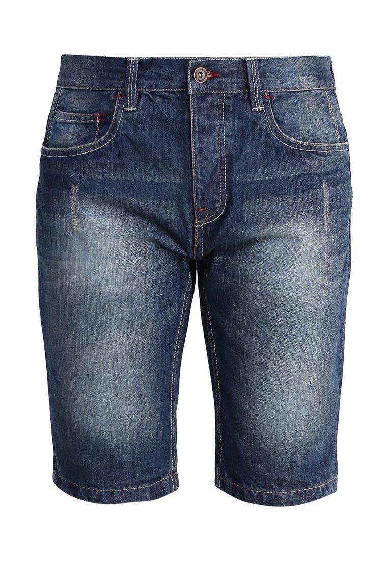 Мужские джинсовые шорты oodji (Оджи) 6B220009M/45672/7800W