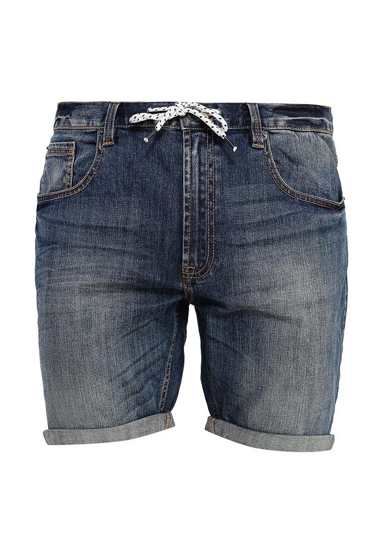Мужские джинсовые шорты oodji (Оджи) 6L210021M/39643N/7500W