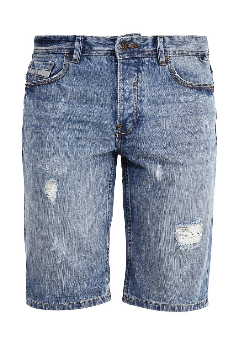 Мужские джинсовые шорты oodji (Оджи) 6L220013M/45590/7500W