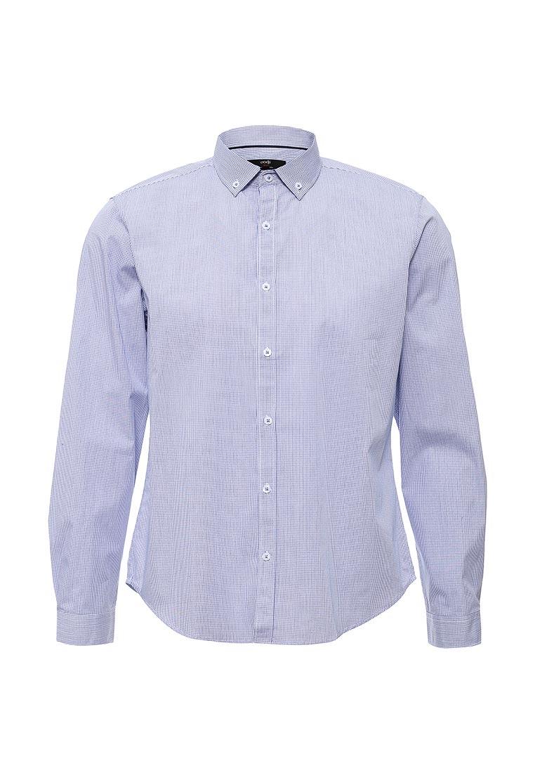 Рубашка с длинным рукавом oodji (Оджи) 3L310121M/44282N/1075C