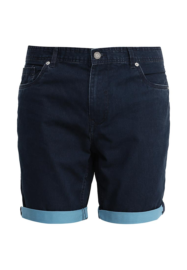 Мужские джинсовые шорты oodji (Оджи) 2L710018M/44216N/7973W