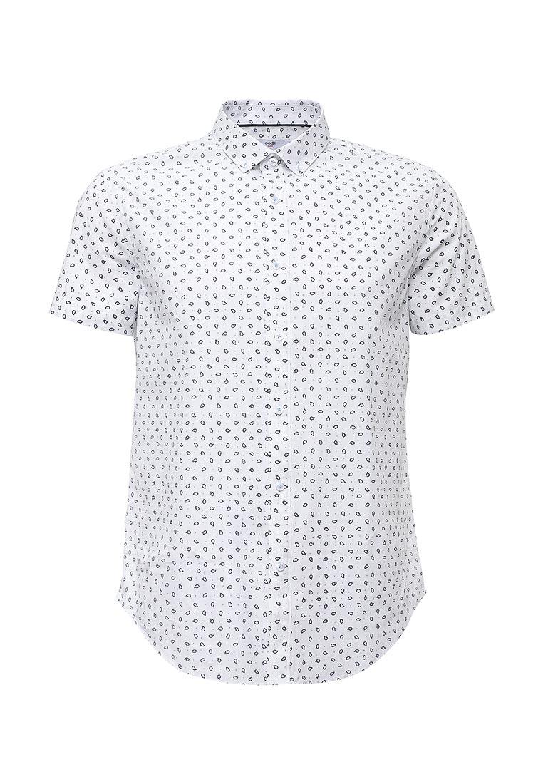Рубашка с коротким рукавом oodji (Оджи) 3L210036M/19370N/1079E