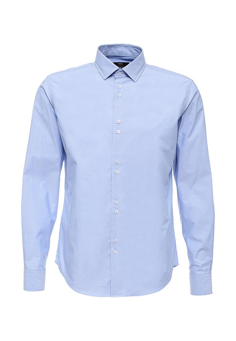 Рубашка с длинным рукавом oodji (Оджи) 3L110193M/39373N/7000O