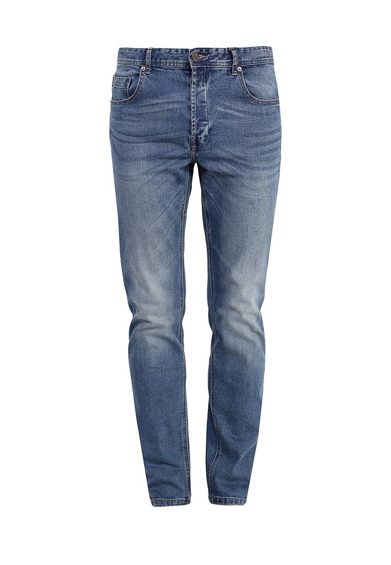 Зауженные джинсы oodji (Оджи) 6B120037M/45594/7500W