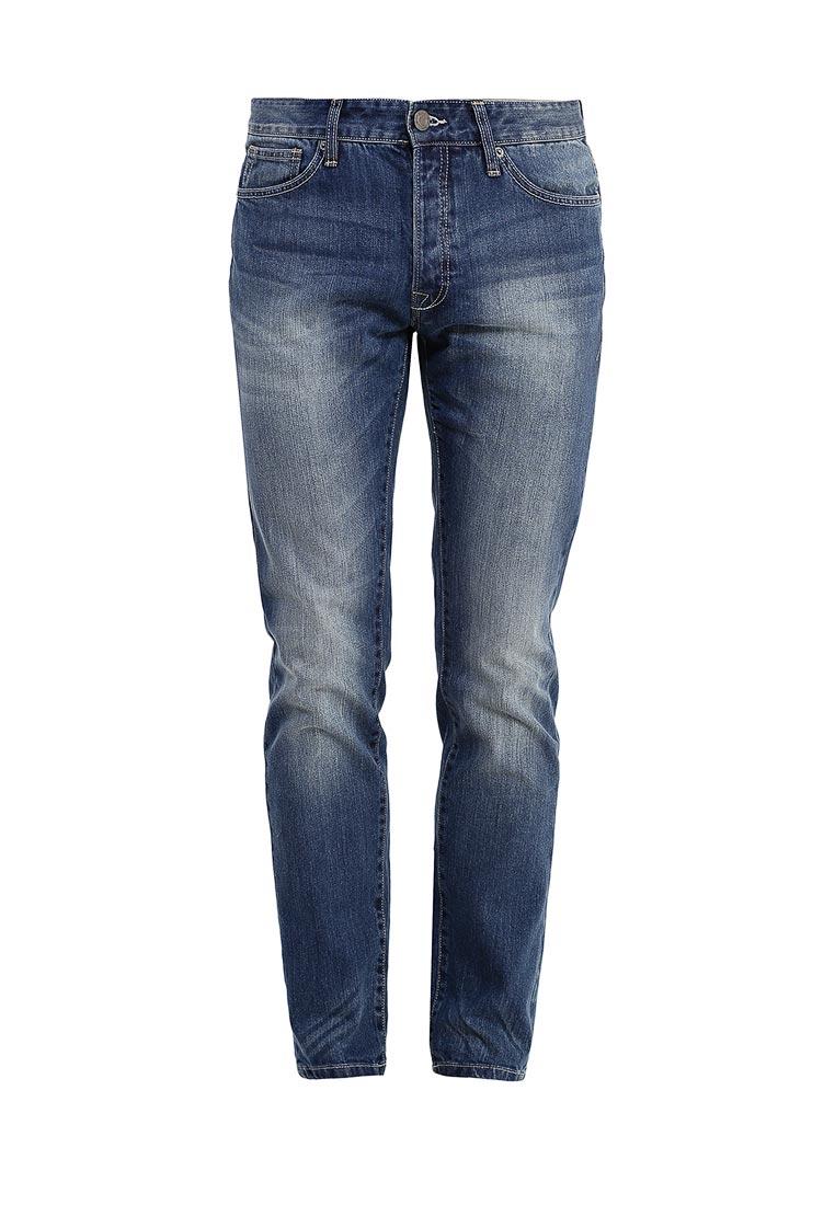 Мужские прямые джинсы oodji (Оджи) 6B120039M/39989N/7500W