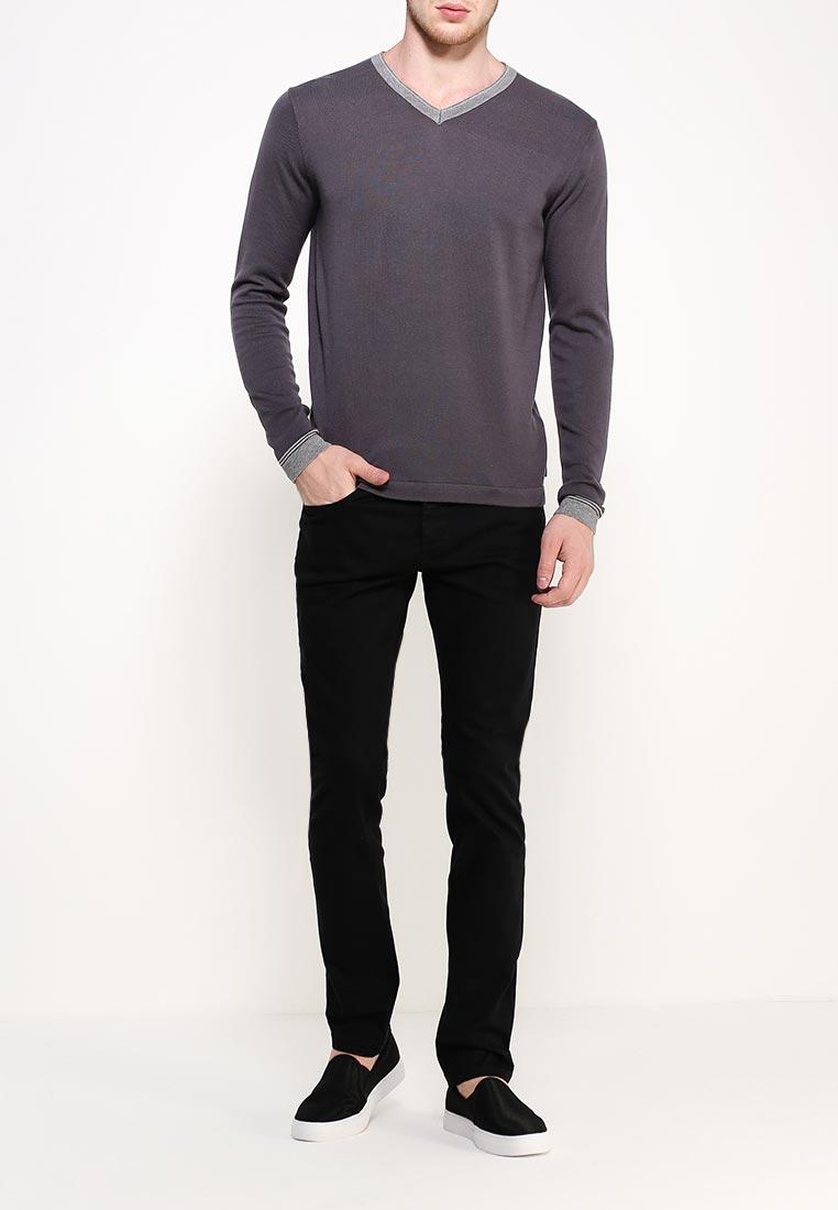 Мужские повседневные брюки oodji (Оджи) 2B120006M/39622N/2900N