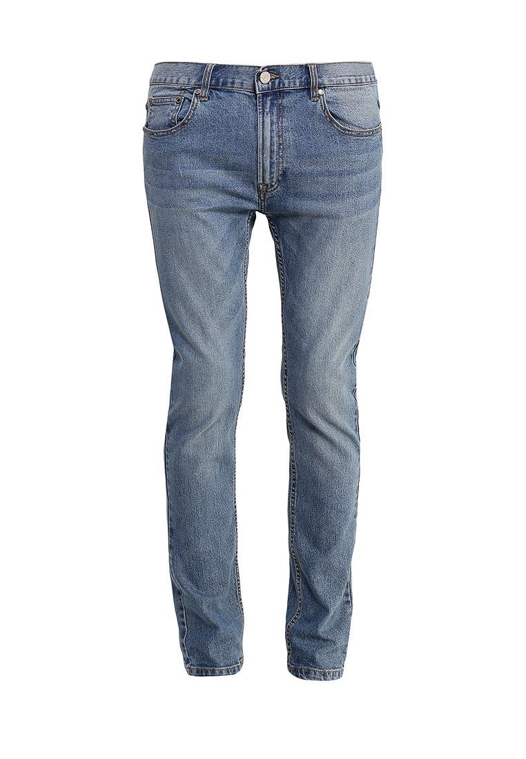 Зауженные джинсы oodji (Оджи) 6B120016M/34842N/7500W