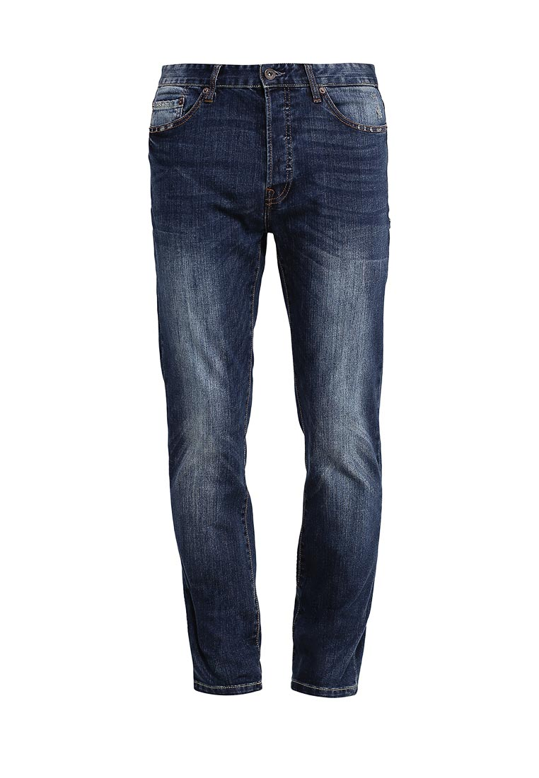 Зауженные джинсы oodji (Оджи) 6L120118M/45807/7800W