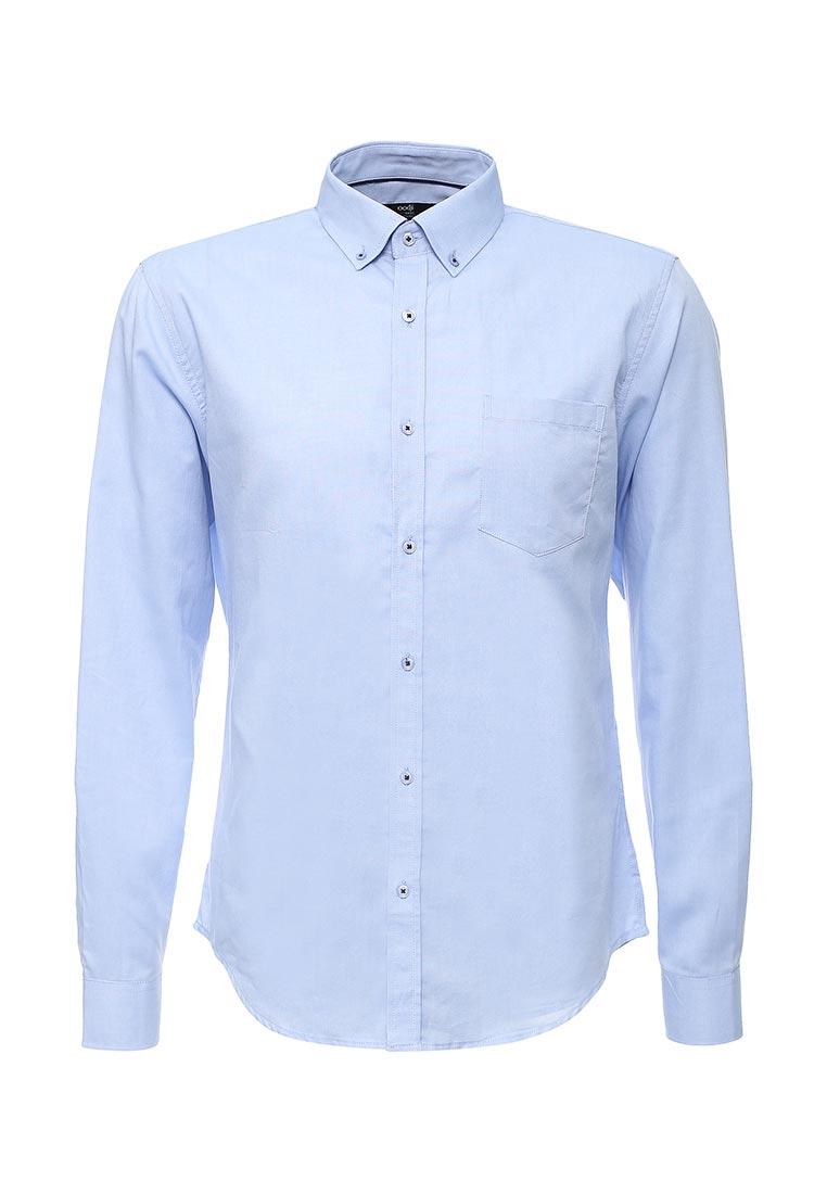 Рубашка с длинным рукавом oodji 3B110007M/34714N/7000N