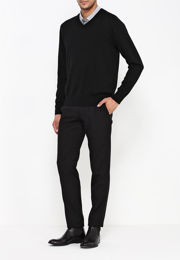 Мужские классические брюки oodji (Оджи) 2B210009M/34425N/2900N