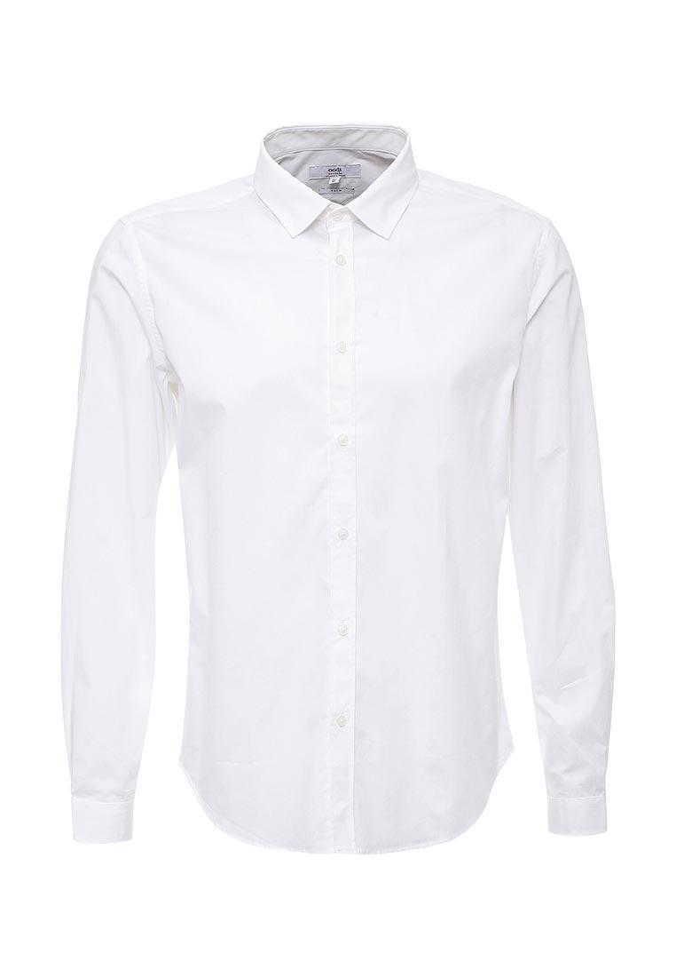 Рубашка с длинным рукавом oodji (Оджи) 3B110012M/23286N/1000N
